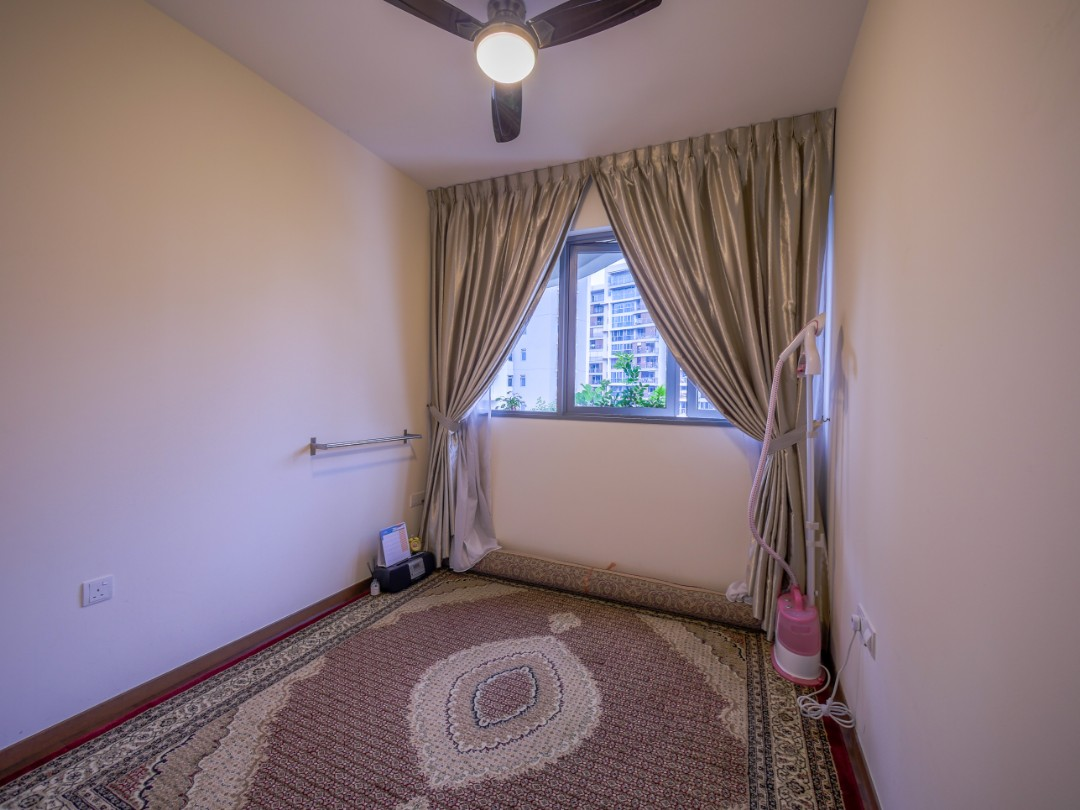 Well Renovated 3Br with Auspicious Unit Number.