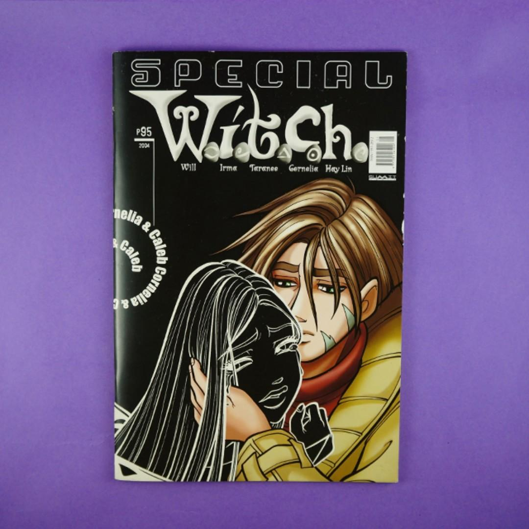 W.i.t.c.h. Set - Special Issues (The Year Before and Cornelia and Caleb: A Love Not Meant to Be)