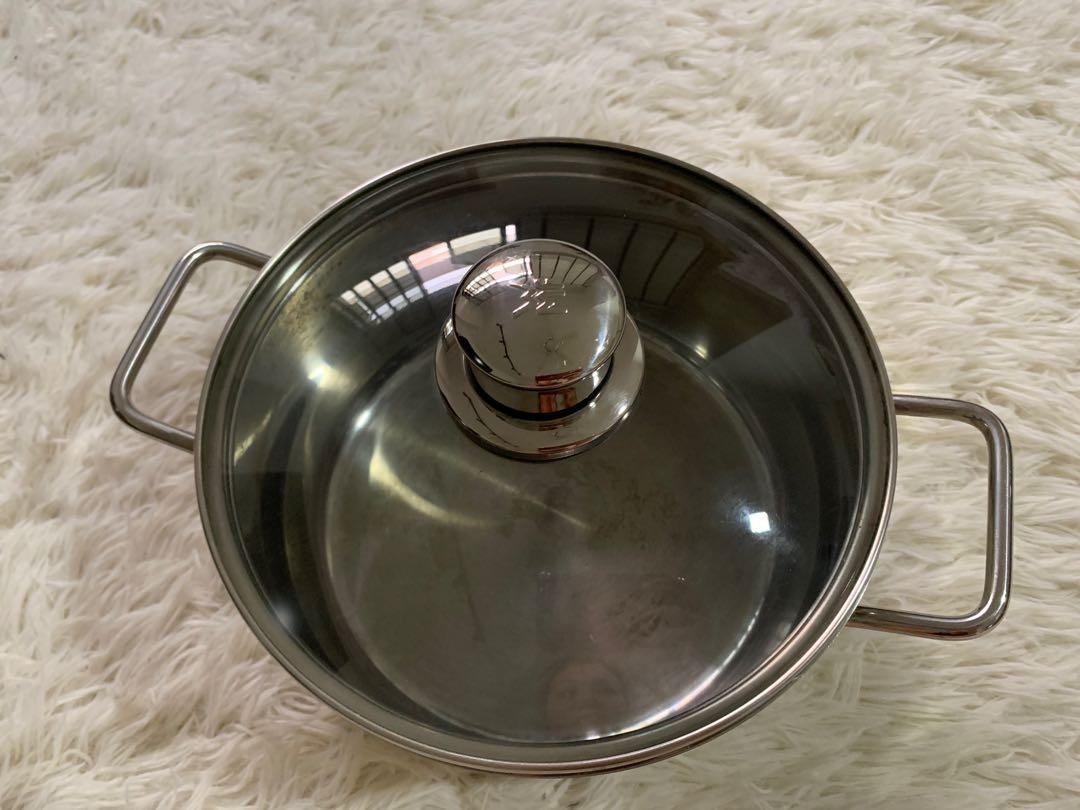 WMF Stainless Steel Pot