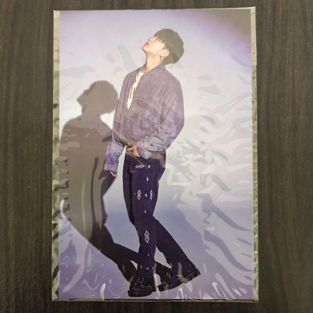 [WTS] STRAY KIDS CLE 2 : YELLOW WOOD CHANGBIN PREORDER PHOTO