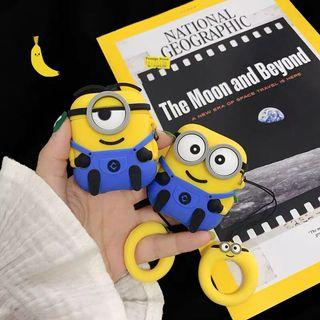 [PO] Minions AirPods Casing