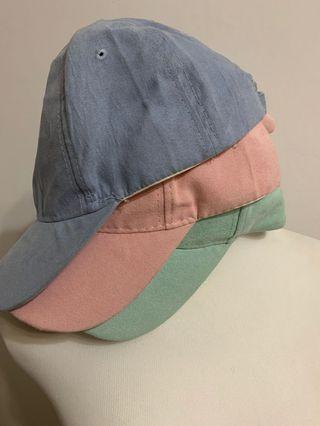 棒球帽 三色可選