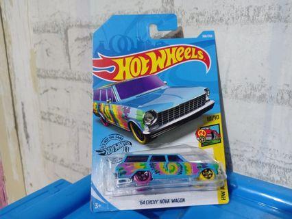 Hotwheels CHEVY NOVA WAGON