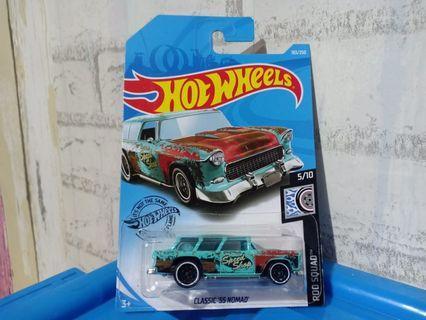 Hotwheels CLASSIC 55 NOMAD