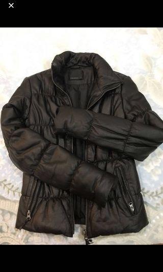 vero moda leather jacket (保留中)