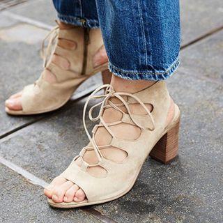 Steve Madden Nilunda Dress Sandal Heels