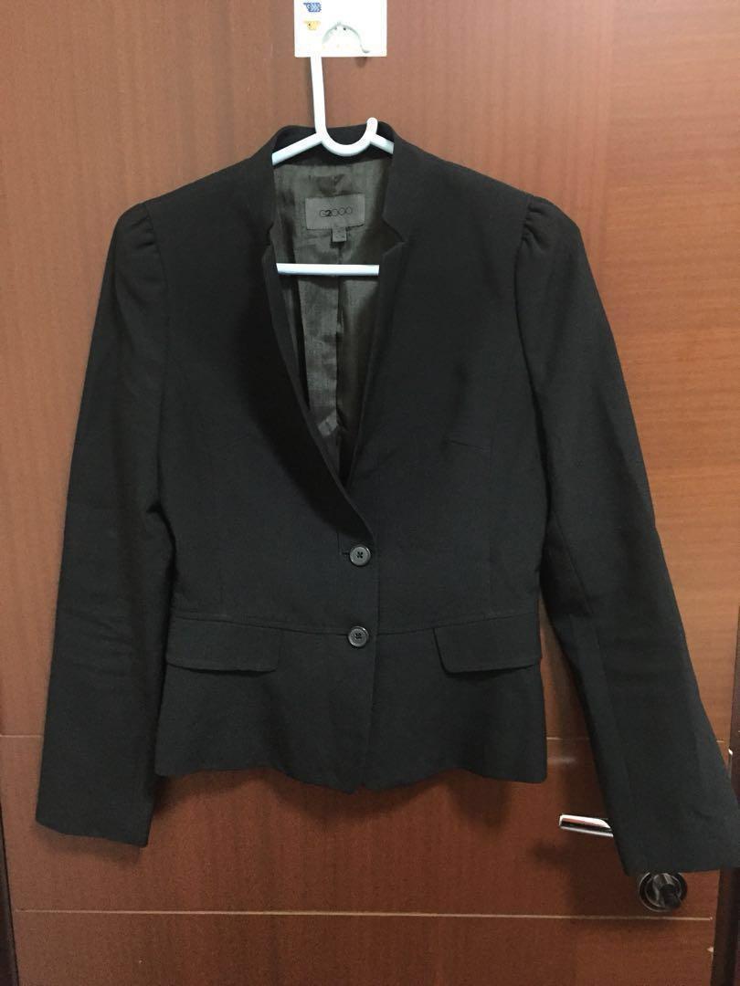 [🔶$100 / 3件] G2000西裝外套(企領)