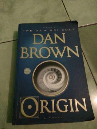 Novel Origin by Dan Brown
