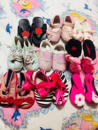 baby bundle shoes (Rush sale)!!!
