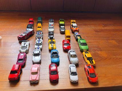 🚚 Toy cars (sold)