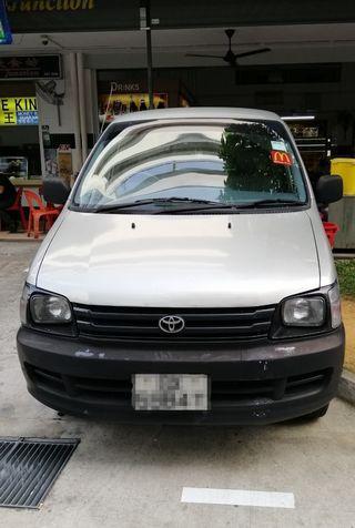 Toyota Liteace Manual 5 Doors (Diesel)