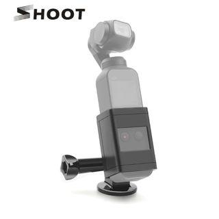 SHOOT Extension Frame Bracket Adapter Stand Tripod Holder for Dji Osmo Pocket Gimbal