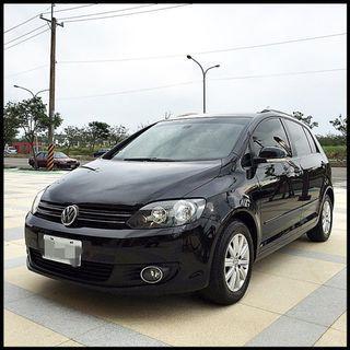 2013 Volkswagen Golf Plus 1.4 TSI最安全 也最超值的家庭用車