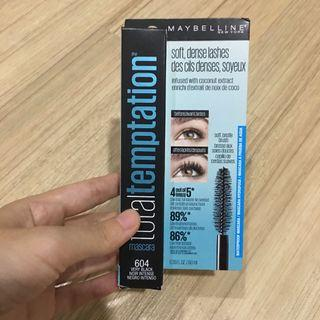 (NEW) Total Temptation Waterproof Mascara
