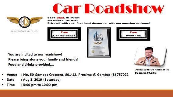 Car Road Show