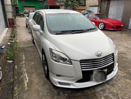 TOYOTA MARK X 2.5 2008