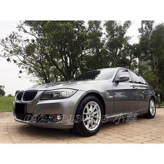 2010 BMW 3-Series Sedan 320i