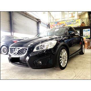 2010年 Volvo C30 2 地表最強 安全性5顆星 好想要喔---