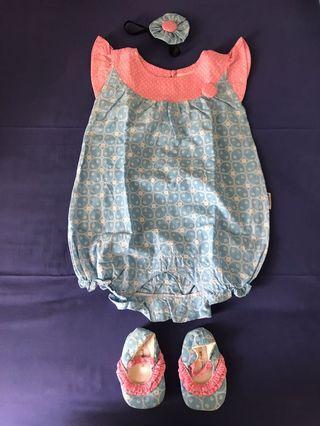 Batik set baby