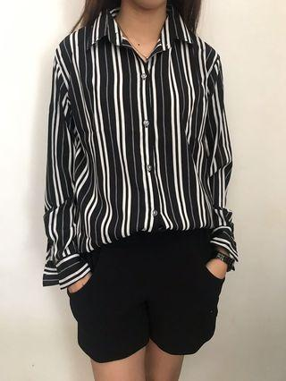 Black Striped IMPORT BANGKOK