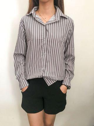 Grey Striped IMPORT BANGKOM