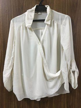 Forever 21 Top in white