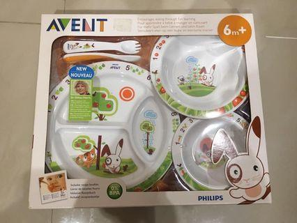 Philips Avent Meal Set (5 in 1)