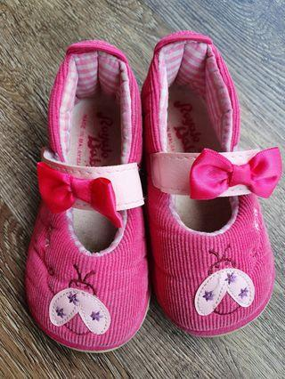Pink Toddler Shoes with Sound