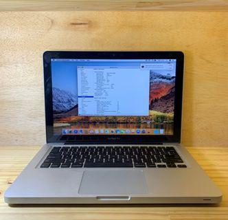 MacBook Pro 13inch Late 2011 MD313