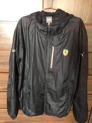 Puma Ferrari風衣外套