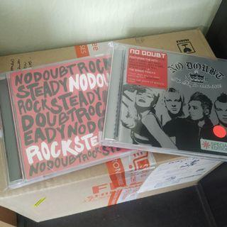 No Doubt - Rock Steady & The Singles 1992-2003 Combo