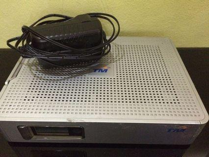 Unifi TV set top box