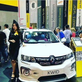Renault Kwid Icon MT