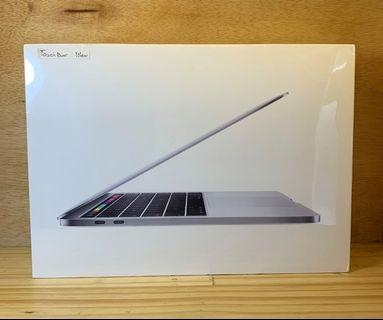 MacBook TouchBar 13inch 2018 MR9U2 ID New Segel