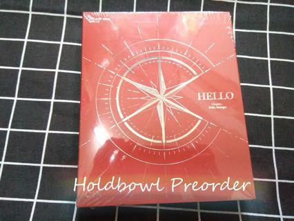 CIX DEBUT ALBUM HELLO STRANGER READY STOCK