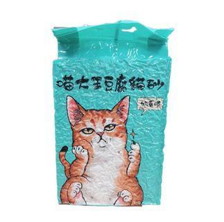 綠茶口味豆腐貓砂