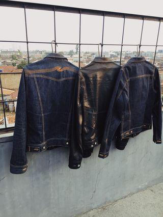 nudie denim jackets