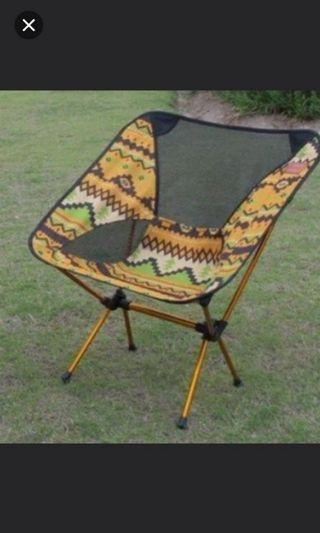 Light Foldable Outdoor Chair