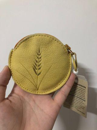 降價⬇️KOSHOAN 手工皮革零錢包 加拿大品牌