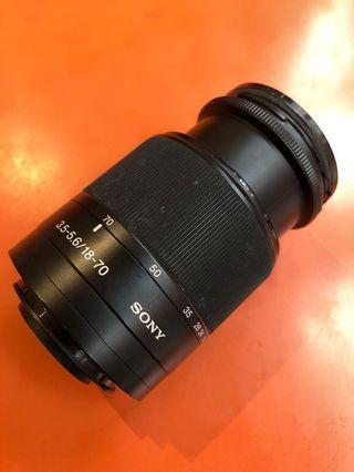 Sony SAL1870 18-70mm 原廠優質旅遊鏡