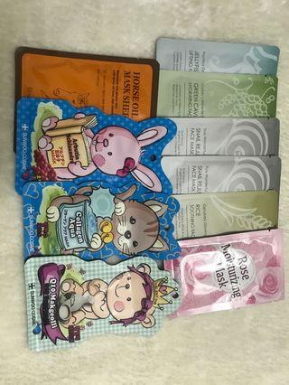Face Mask 1 FOR RM 5
