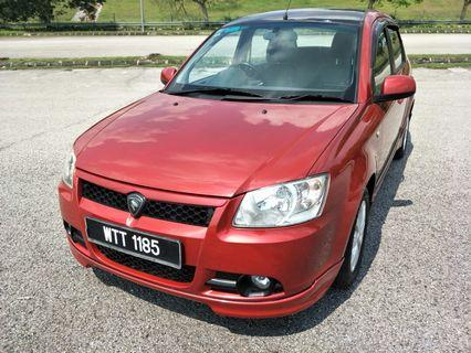 2010 PROTON SAGA 1.3 SE (A) LEATHER SEAT BODYKIT PERFECT CONDITION