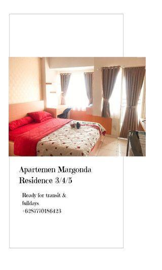 Apartemen Margonda Residence 3/4/5