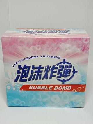 。全新品。韓國熱銷。泡沫炸彈清潔霸500g盒裝泡沫炸彈BUBBLE BOMB