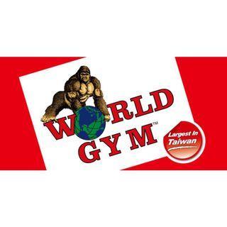 Worldgym ㄧ對一教練課8堂