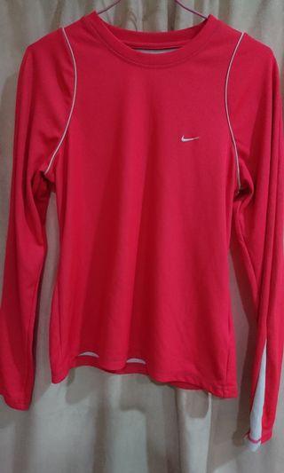 Nike長袖排汗運動上衣