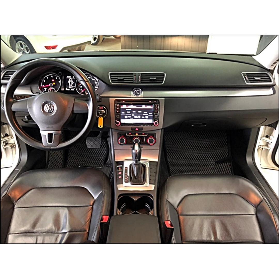 2012 Volkswagen Passat Sedan 1.8 TSI