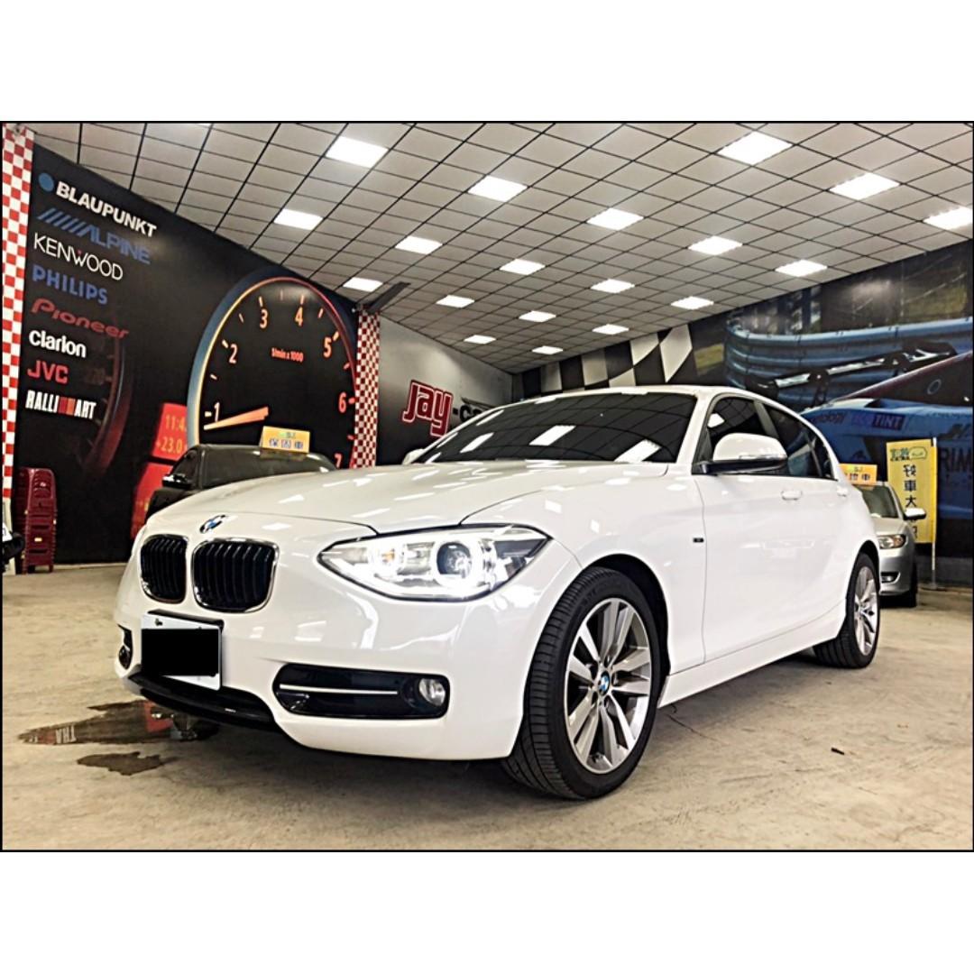 2013 BMW 1-Series 118i Sport Line