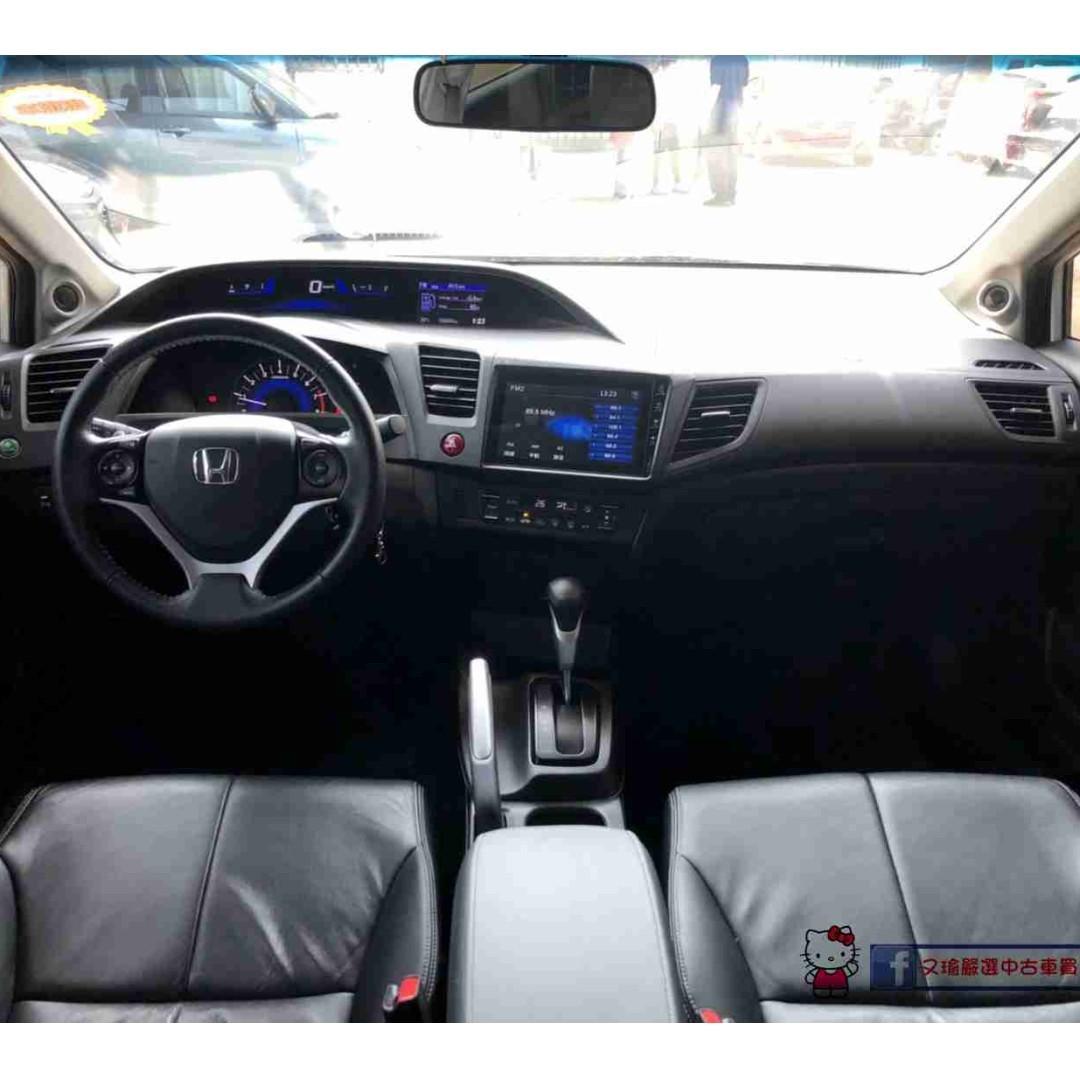 2015年HONDA CIVIC(K14) 熱門車款