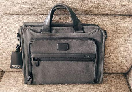 100% Authentic TUMI Briefcase